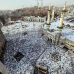 كورونا وأعمال التوسعة يخفضان أعداد الحجاج والمعتمرين في السعودية