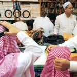 السعوديون اشتروا 8 ملايين شماغ خلال شهر رمضان