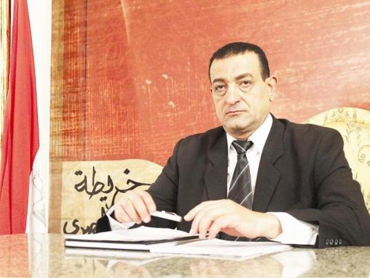 احمد ابو العز شبيه الرئيس السابق حسني مبارك