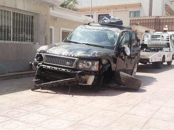 سيارة الوليد بن طلال