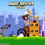 كاريكاتير Angry Bashar