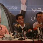 """محبوب العرب يلتقي جمهوره بمقر """"mbc"""" الرئيسي في دبي"""