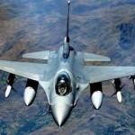 اطلاق مقاتلتان من ايران النار على طائرة امريكية بدون طيار