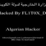 اختراق كافة المواقع الكويتية بالتوالى
