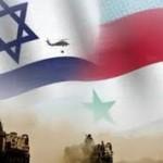 اعتذار من سوريا للكيان الصهيونى