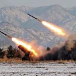 اجزاء صواريخ كورية مشتبه فيها انها كانت متجهه الى سوريا