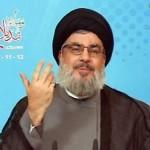 المطلوب الضغط على الغرب بالنفط نصر الله يطلب من العرب