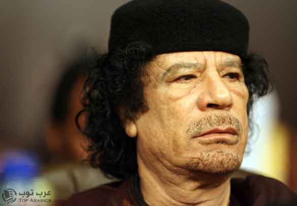 استفتاءات عرب توب : مقتل القذافي أبرز أحداث 2011 !
