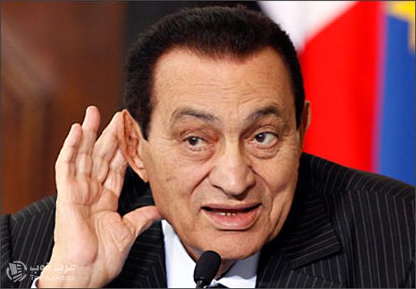 تجديد حبس الرئيس المصري السابق حسني مبارك