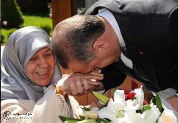وفاة ام الرئيس التركي رجب طيب أردوغان السيدة تنزيلة أردوغان