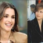 أسماء الأسد للملكة رانيا : سوريا مستقرة لكننا قلقون حول الأوضاع في الأردن !