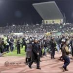 صور كارثة ملعب بورسعيد