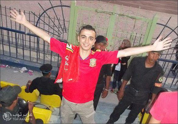ضحايا مجزرة ملعب بورسعيد