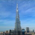 برج خليفة ( أطول برج في العالم )