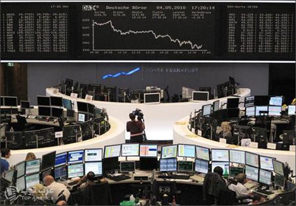 تراجع الاسهم الاوروبية