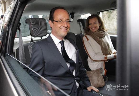 رئيس فرنسا الجديد
