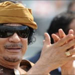 صور خاتم وقميص القذافي