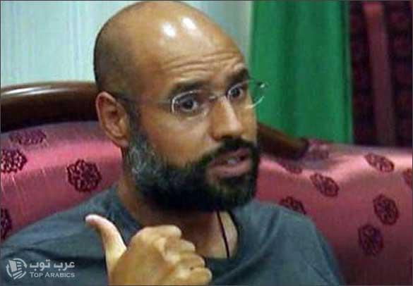 اعتقال سيف الاسلام القذافي في جنوب ليبيا