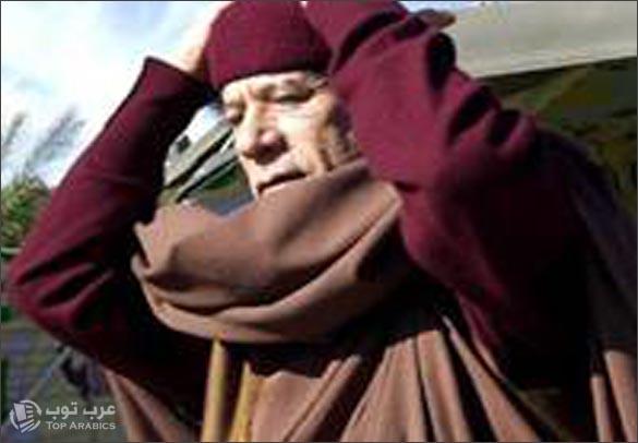 سقوط القذافي هروب القذافي القبض على سيف الاسلام من طرابلس
