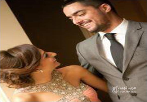 صور حسن الشافعي وخطيبته