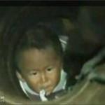 iphone ينقذ طفل صيني