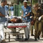 فلسطيني يدهس شرطة اسرائيليين