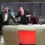 مشاجرة في برنامج الاتجاه المعاكس على قناة الجزيرة