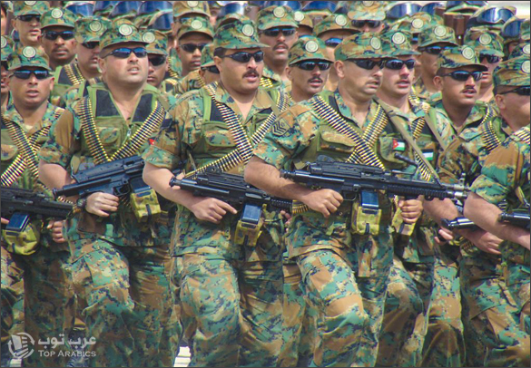 الجيش العربي الاردني