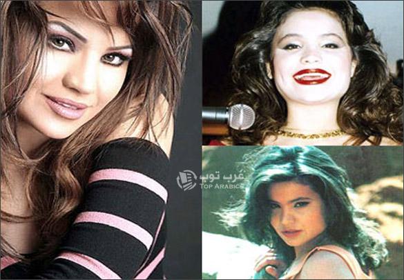 صور جوانا ملاح قبل وبعد عمليات التجميل