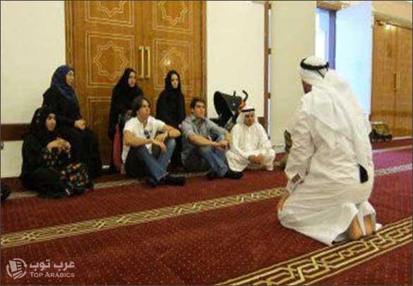 ريكاردو كاكا يحضر محاضرة تعريفية عن الاسلام