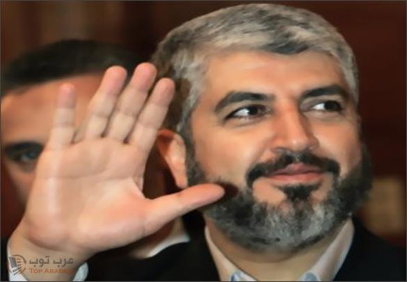 زعيم حركة حماس خالد مشعل