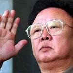 صورة الزعيم الكوري الشمالي الراحل كيم جونغ يل !