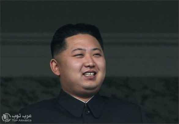 صورة ابن الزعيم الكوري الشمالي الشيوعي كيم جونغ ايل والذي سيتسلم مقاليد الحكم واسمه كيم جونغ اون