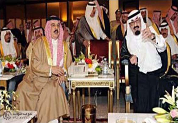 ابن ملك البحرين يتزوج ابنة ملك السعودية