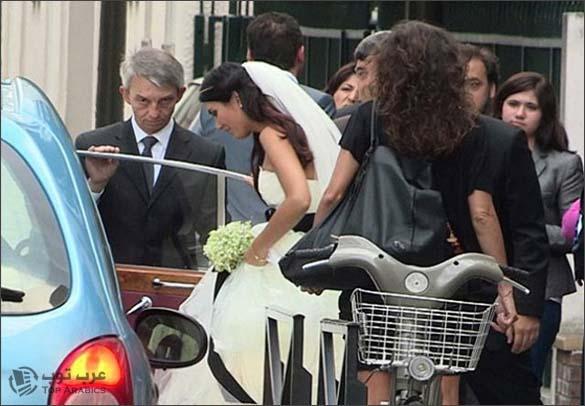 صور حفل زواج لميس