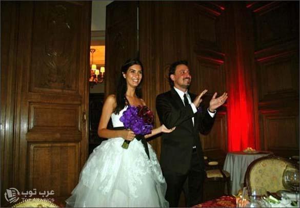 صور زفاف لميس