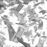 لصان سرقا 55 ألف دولار ثم طارت مع الرياح على طريقة الأفلام !