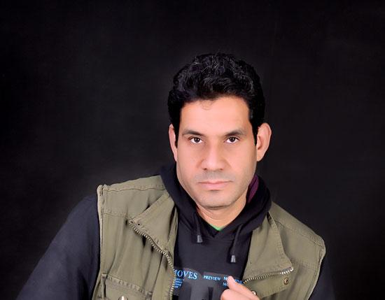 المصور المصري الفائز محمد اللو