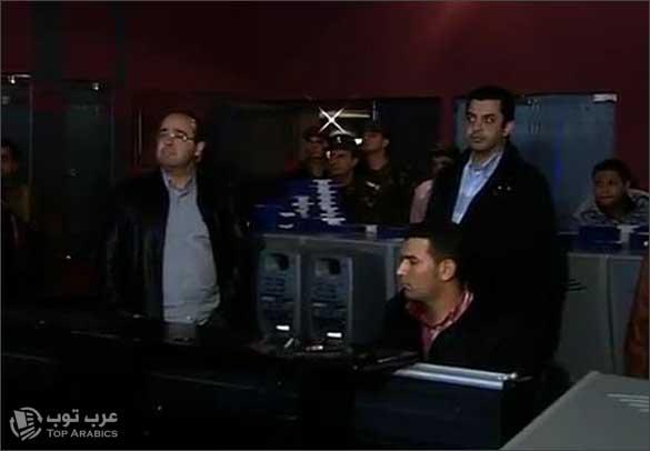 فيديو: بكاء ابناء مبارك لحظة تنحيه و كواليس اعلان التنحي