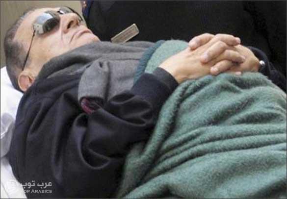 الرئيس المصري السابق محمد حسني مبارك