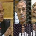 النطق بحكم مبارك