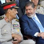 مرسي يلغي الاعلان الدستوري المكمل