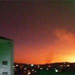 صور حريق مصنع ناشونال