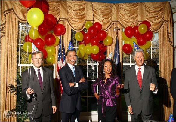 ذكرى ميلاد اوباما