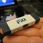 شركة FXI النرويجية تطلق كمبيوتر متكامل بحجم الفلاش ميموري USB واسمه Cotton Candy !