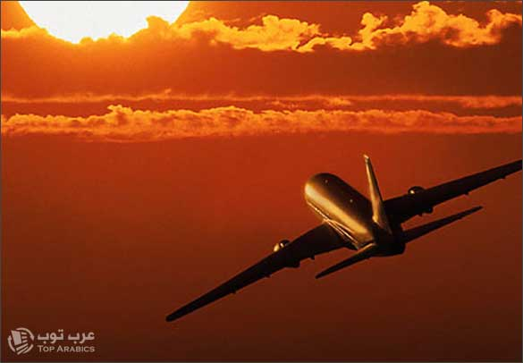 طائرة طيارة حمام الطيارة اختطاف طائرة