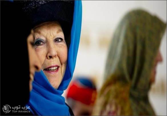 صور ملكة هولندا