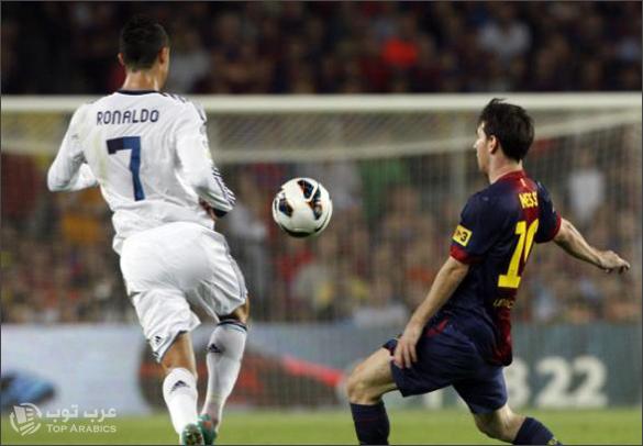 ريال مدريد وبرشلونه