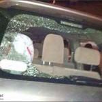 مواطن سعودي يعلق مثبت سرعة سيارته اللاندكروزر على 220 كم/ساعة وينجو باطلاق الرصاص عليه !