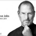 وفاة ستيف جوبز أحد مؤسسين شركة أبل التي غيرت العالم التقني